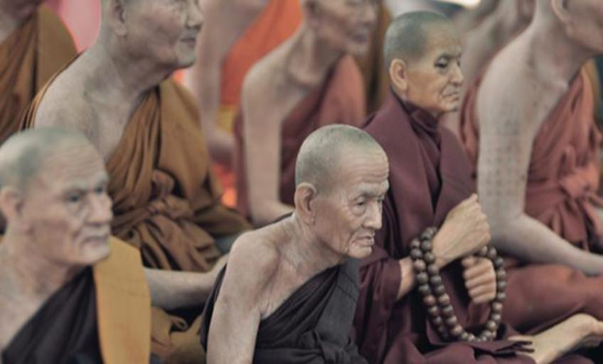 Buddhist Pilgrimages